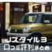 新型ハスラー【JスタイルⅢ】の評判・口コミまとめ!乗り心地・燃費・デザインは?
